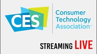CES 2019 LIVE 🔴 FROM LAS VEGAS 🗼 [WATCH NOW]
