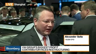 China Is the Most Important Market for Audi, Says CFO