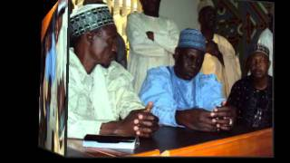 Press Conference With Sardaunan Kano Dr. Mal. Ibrahim Shekarau