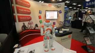 NAO, Our Robotic Sales Assistant