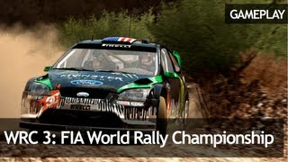 WRC 3 FIA World Rally Championship - Gameplay #3