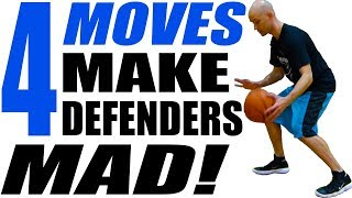 Draw Fouls In Basketball & Break Ankles! Moves That Make Defenders MAD!