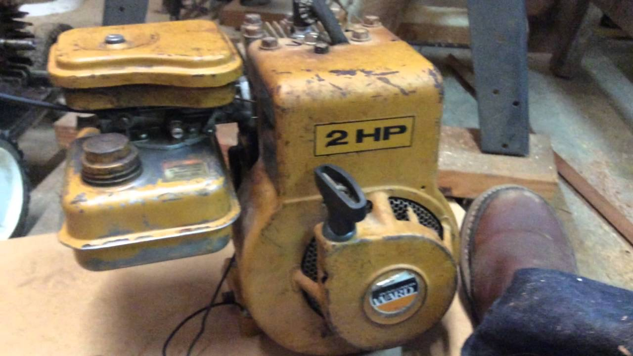 hight resolution of 10 year old mechanic wires in a kill switch to his briggs stratton engine