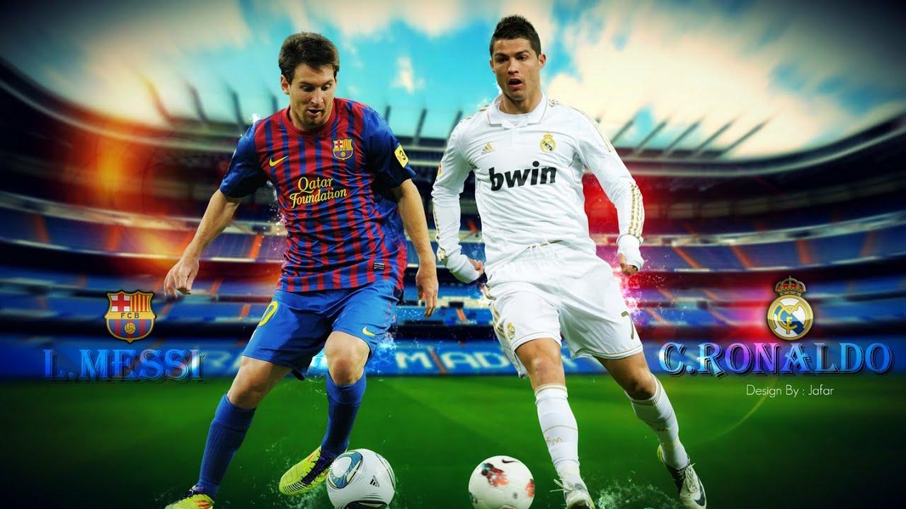 Cristiano Ronaldo - Verssus - Lionel Messi La Película AcciónHD ...