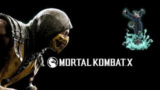 Mortal Kombat X With Friends!!