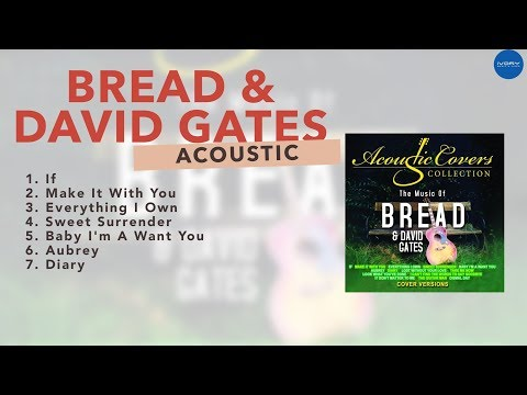 NON-STOP Music of Bread & David Gates (Acoustic Covers)