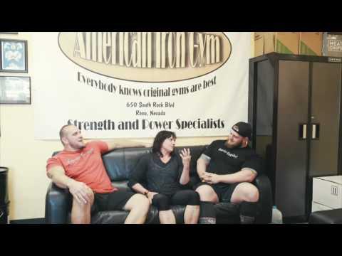 American Iron Gym S1-E13 Podcast Travis Ortmayer