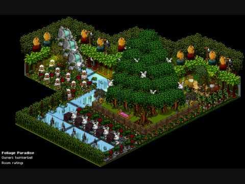 Habbocomsg Ecosystem Room Design Winner 2009 YouTube
