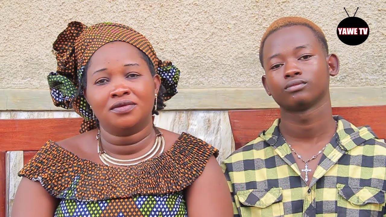 Uyu mu Mama nu mwana we baradutangaje cyane umve uko baririmba Kinyatrap /umubyeyi ufasha umwana we!