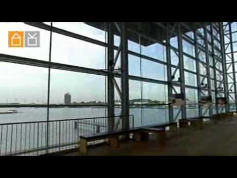 Muziekgebouw aan t IJ - Foyerdecks 1 & 2