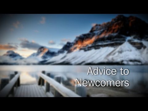 Newcomers to Alberta: Advice to Newcomers