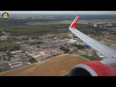 Air Berlin Boeing 737 FAREWELL film, Moscow to Berlin with Go-Around [AirClips full flight series]