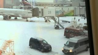 Sheremetyevo International Airport  Moscow, Russia