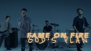 gods plan drake fame on fire rock cover trap goes punk
