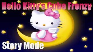 Story Mode (2) Hello Kitty's Cube Frenzy (PS1)