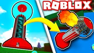 BUILDING A GUMBALL MACHINE IN BUILD A BOAT! | Roblox
