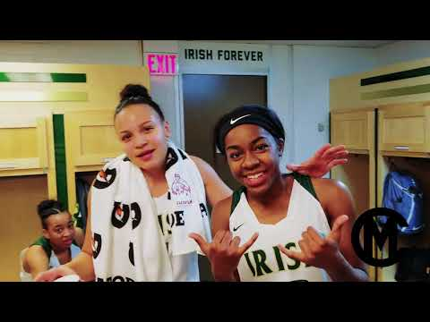JOURNEY FOR THE CHIP St Vincent St Mary Girls Basketball Documentary promo