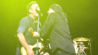 "Bruce Springsteen ""You Can Look (but you better not touch)"" 10-25-12 XL Center Hartford CT"