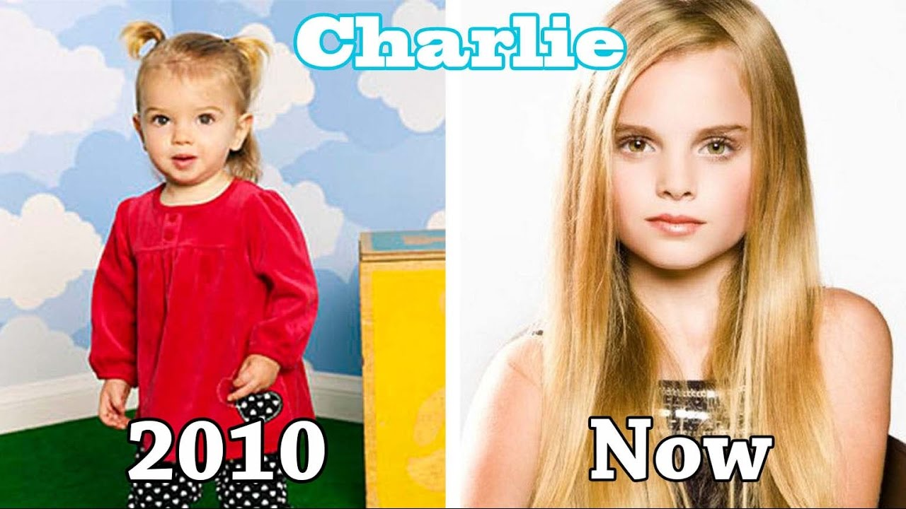 good luck charlie ☆ then and now 2016/2017 - youtube