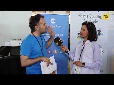 Türkiye'den çıkan iddialı blockchain girişimi Copyrobo, ICO'ya hazırlanıyor