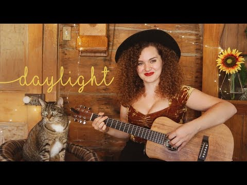 Taylor Swift - Daylight Cover
