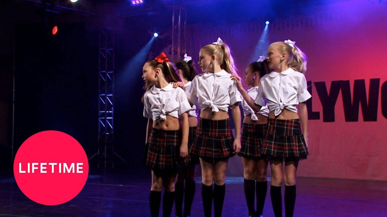 eb565cdfa Dance Moms Group Dance -