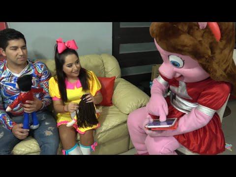 Candy Presumida - Megafantastico Tv Show - Aventura