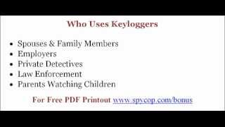 What is a Keylogger & How To Find a Keylogger on My Computer