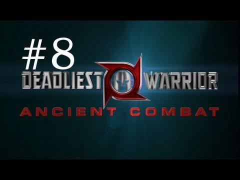 Deadliest Warrior: Ancient Combat (Legends) Gameplay Part 8 - The Undefeated |