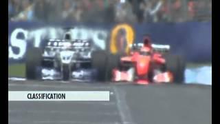 F1 Melbourne 2002 - Jarno Trulli vs Michael Schumacher vs Juan Pablo Montoya!