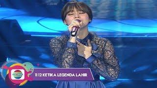 Begitu Mernyayat Lesty bawakan Lagu Yatim Piatu dan Kompak Diamin Oleh Penonton