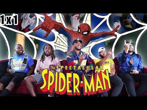Spectacular Spider-man 1 x 1 \