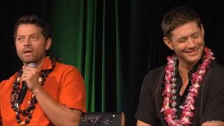 28 Minutes of Jared, Jensen, and Misha... Need I say more? [CC]