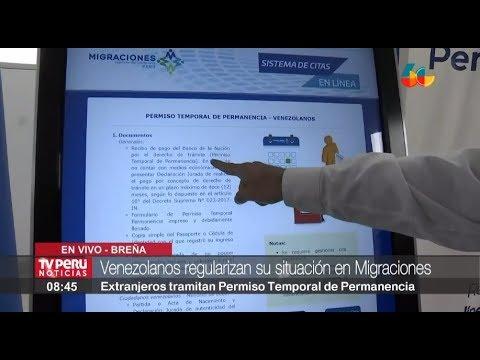 citas en linea migraciones huancayo