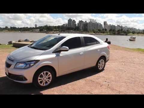 Chevrolet Prisma Test Drive