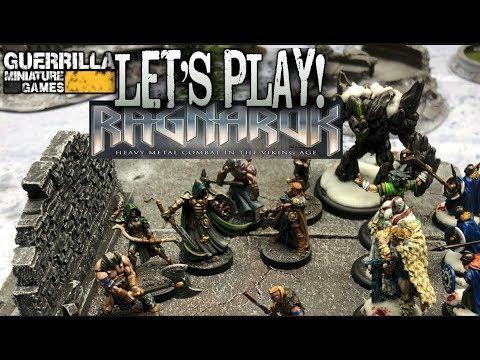 Let's Play! - Ragnarok By Osprey Games
