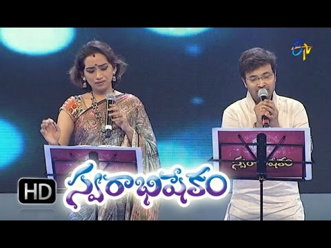 Kannullo Nee Roopame Song - Kalpana,Srikrishna in ETV Swarabhishekam - 25th Oct 2015
