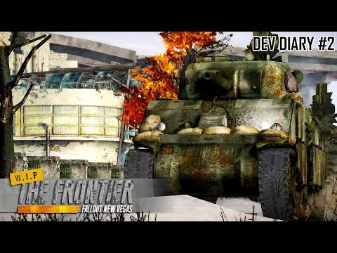 The Frontier - Dev Diaries - 2 - Tanks!