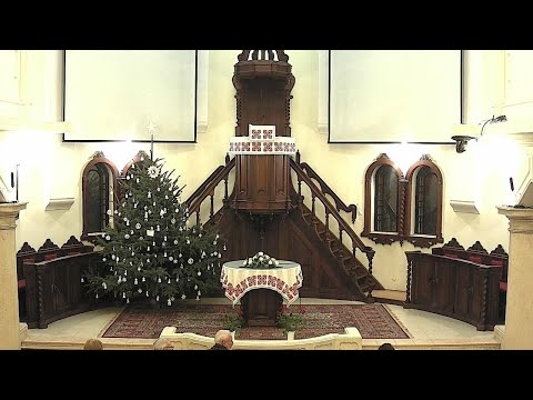 Istentisztelet NyVREk 2019.12.31. 17:00