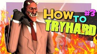 TF2: How to tryhard #3 [Epic Gameplay/Kunai Spy]