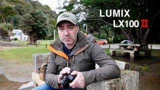 Panasonic Lumix LX100 II   First Impressions    Part 2   4K
