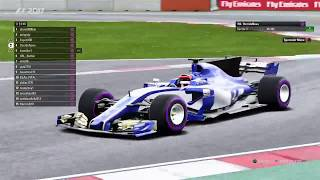 FRL - F1 2017 - REALISTIC CAR PERFORMANCE RACE #1 LIVE