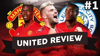 Pogba Is Unreal!  | Manchester United 2-1 Leicester | United Review