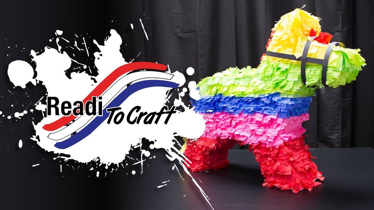 Readi to Craft: Pinata
