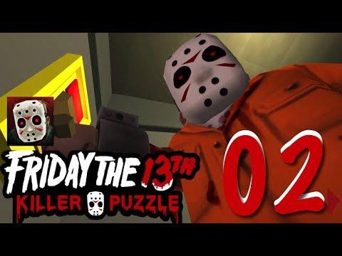 Friday The 13th: Killer Puzzle - Capitulo 02 Maxima Seguridad