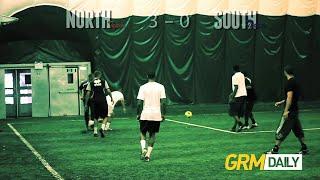 [GRM DAILY] - NORTH LONDON V SOUTH LONDON FOOTBALL MATCH