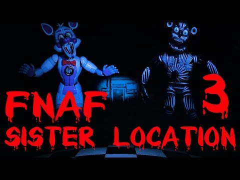 Five Nights at Freddys Sister Location Третья Ночь