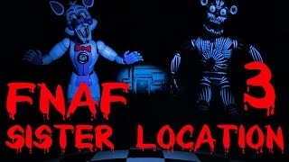 Five Nights at Freddy's Sister Location Третья Ночь