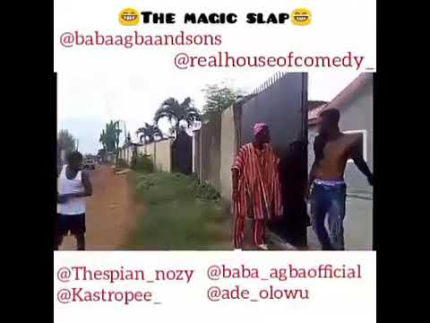 Download THE MAGIC SLAP THROW BACK VIDEO ||REAL HOUSE OF COMEDY