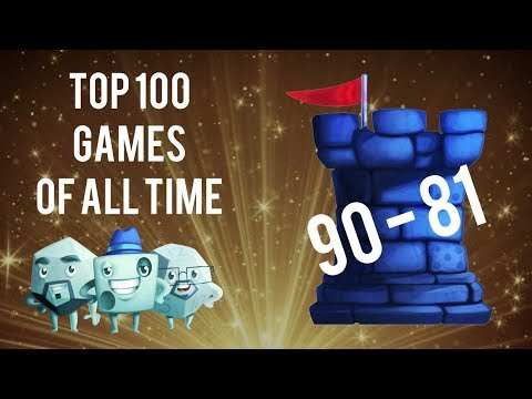 Top 100 Games of All Time: 90-81